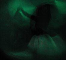 Bailando en la oscuridad by Violeta Pérez Anzorena