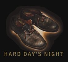 hard day's night by Mikhail Lavrenov