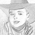 'Lil Cowboy by HillbillyDlux