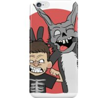 Donnie And Frank #2 iPhone Case/Skin