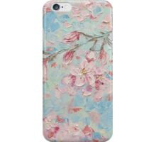 Yoshino Cherry Blossoms No. 2 iPhone Case/Skin