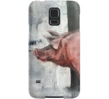 I'm Pink, Therefore I'm Ham Samsung Galaxy Case/Skin
