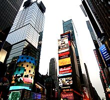 Time Square by Joe Mckay