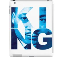 "KING "" Flint Grey "" "" Jordan "" iPad Case/Skin"
