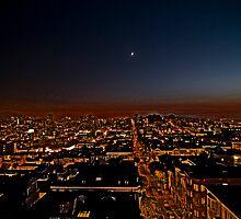 City Lights by farmdogger