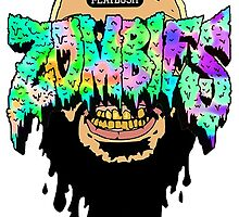 Flatbush Zombies by lenca