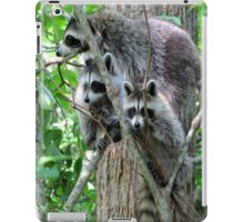 Mom, The Camera Is Over There! iPad Case/Skin
