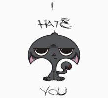 I Hate You by Sean Rice