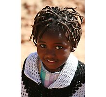 African Child Photographic Print