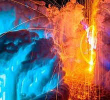 Fire & Ice by Sam Scholes