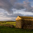 Early Morning Barn - Yorkshire Dales by Weirdfish695