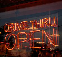 Drive Thru by Robert Baker