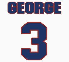 National baseball player George Freese jersey 3 by imsport