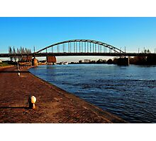 The bridge that proved to be too far Photographic Print