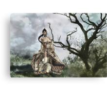 Pocahontas Comes of Age Canvas Print