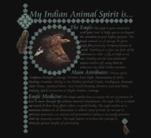 My Animal Spirit is...Eagle by Abeque  Wikimac