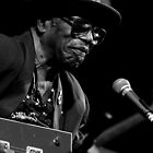 Bo Diddley by Jacinta Mathews