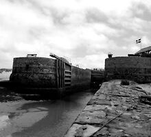 Bude Lock by imageworld