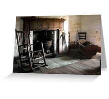 Slavery at The Carnton Plantation Greeting Card