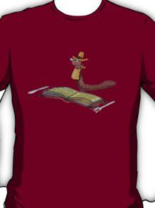 Book Worm T-Shirt