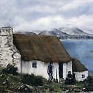 &quot;Irish Cottage&quot; by Avril Brand