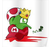 Mario Bros - Yoshi's Revenge Poster