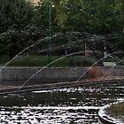 water fall by Brodyn  Beveridge