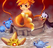 Misty as a Mermaid by marishop