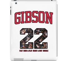 Chicago Bulls NBA - Taj Gibson v1.0 iPad Case/Skin
