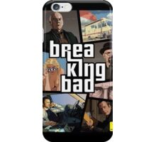 GTA Breaking Bad Edition  iPhone Case/Skin