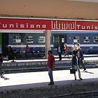 Tunis Train Station by dexsta