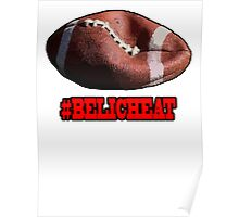 DEFLATEGATE - Official Game Ball of the New England Patriots Poster