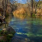 Fossil Creek Colors by Sue  Cullumber