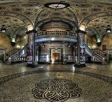 Interior Panoramas of Brisbane by David James