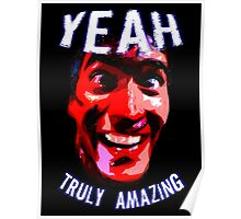 Yeah, Truly Amazing! Poster