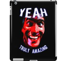 Yeah, Truly Amazing! iPad Case/Skin