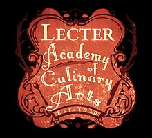 Lecter Academy of Culinary Arts (2) by FandomizedRose
