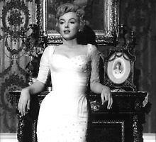 Marilyn Monroe, The Showgirl by Vintagee