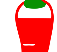 hot chilli Sticker
