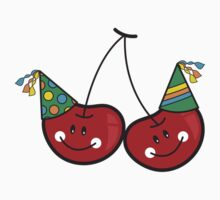 Cheeky Party Cherries! T-shirt Kids Clothes