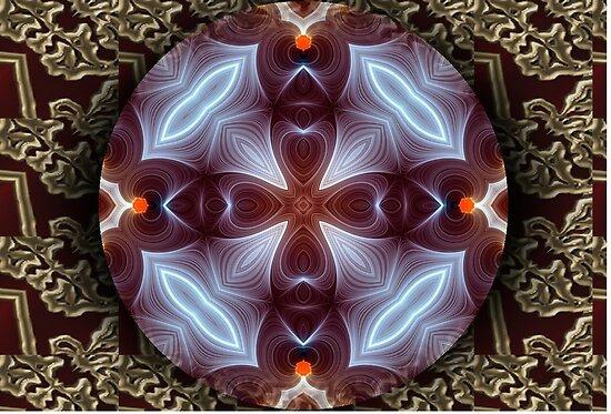 Alexia Mandala by Thanya
