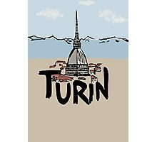 Turin Photographic Print