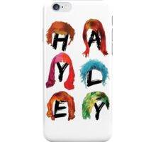 Hayley Williams' Hair iPhone Case/Skin