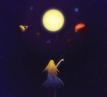 Caelum (Starry Night) by atnognlz