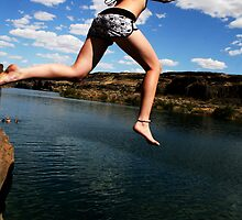 Katie Cliff Jumps by elysekufeldt