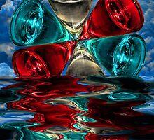 Shot Glass Horizon by GolemAura