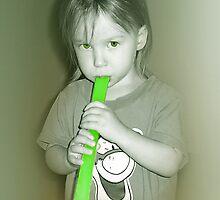 Green Otter Pops! by TeriLee