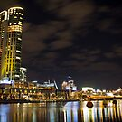 Crown Casino Melbourne by Alistair Wilson