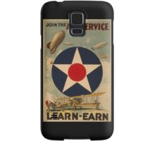 Air Service (Reproduction) Samsung Galaxy Case/Skin
