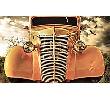 A Dream Car Photographic Print